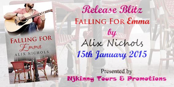 Release Blitz: Falling For Emma by Alix Nichols